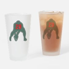 29beltre10x10 Drinking Glass