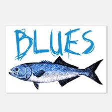 blues Postcards (Package of 8)