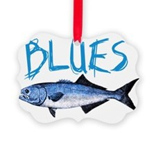 blues Ornament
