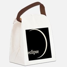 eclipse5x3 Canvas Lunch Bag