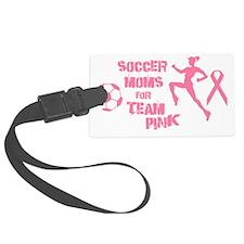 soccerteampink Luggage Tag