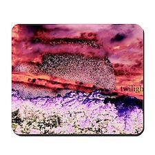 twilightmoonpurple Mousepad