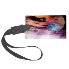 twilightglass Luggage Tag