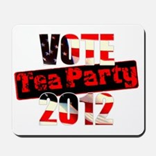 voteteaparty2012a Mousepad