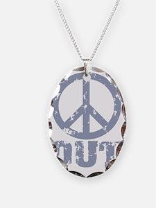 peaceout Necklace