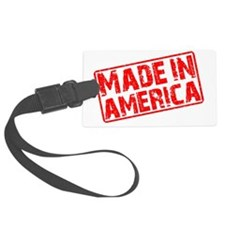 madeinamerica Luggage Tag