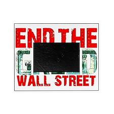 endthegreedwallstreet Picture Frame