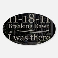 111811iwastherebreakingdawntreesshl Decal