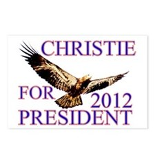 christieforpresident Postcards (Package of 8)
