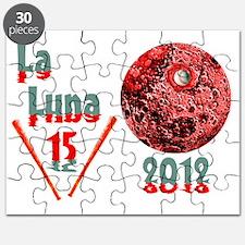 La Luna 15 Puzzle
