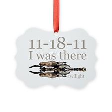 111811iwasthereA Ornament