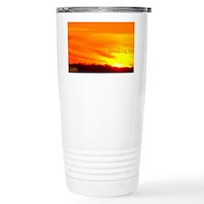 twilightbreakingdawnsunrisebeac Travel Mug