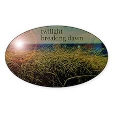 twilightbreakingdawnsunrisegrassbch Decal