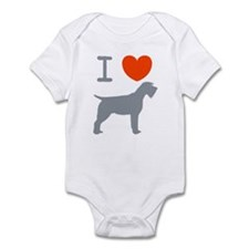 Wirehaired Pointing Griffon Onesie