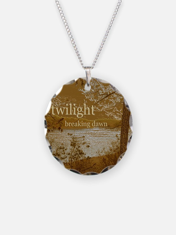 Twilight Breaking Dawn Necklace