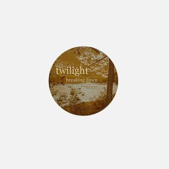 Twilight Breaking Dawn Mini Button