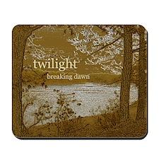Twilight Breaking Dawn Mousepad