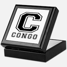 Congo Designs Keepsake Box