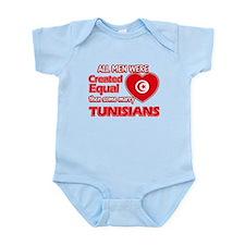 Tunisian Wife Designs Infant Bodysuit