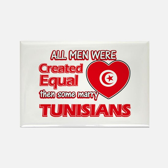 Tunisian Wife Designs Rectangle Magnet