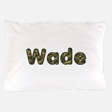 Wade Army Pillow Case