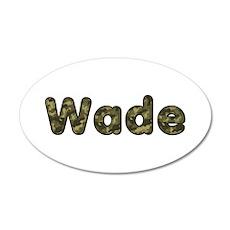 Wade Army Wall Decal