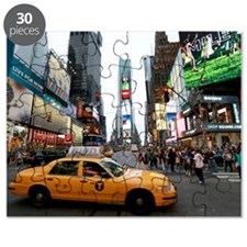 Super! Times Square New York - Pro Photo Puzzle
