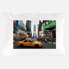 Super! Times Square New York - Pro Pho Pillow Case