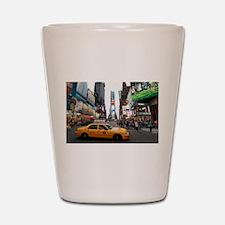 Super! Times Square New York - Pro Phot Shot Glass