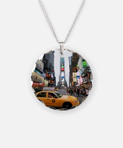 Super! Times Square New York Necklace
