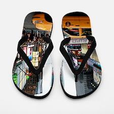 Super! Times Square New York - Pro Phot Flip Flops