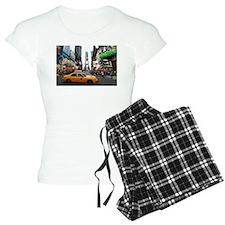Super! Times Square New Yor Pajamas