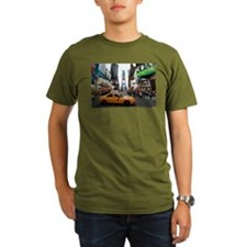 007890 Times Square NYC 2013 T-Shirt