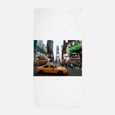 Super! Times Square New York - Pro Pho Beach Towel
