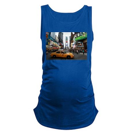 Super! Times Square New York - Maternity Tank Top