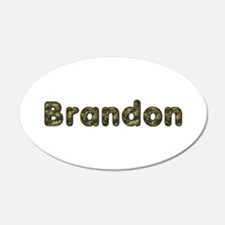 Brandon Army Wall Decal