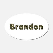 Brandon Army Wall Sticker