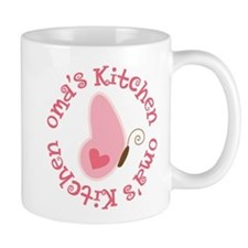 Oma Kitchen Baking Mug