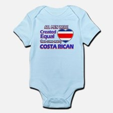 Costa rican Wife Designs Infant Bodysuit