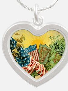 American Irish Necklaces