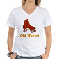 Old School Rollerskates T-Shirt (Child - Adult 4X)