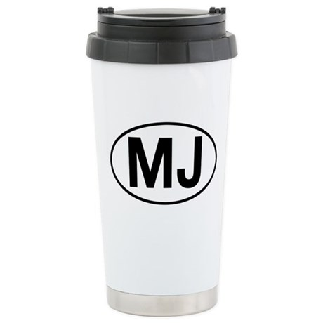 jeep mj Stainless Steel Travel Mug