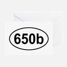 605b Greeting Card