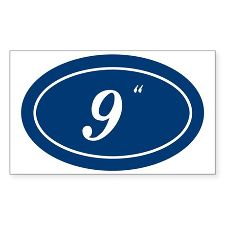 ford9 Sticker (Rectangle)