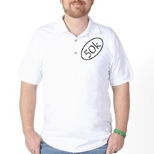 ultramarathon50k 2-75 x 2-75 T-Shirt