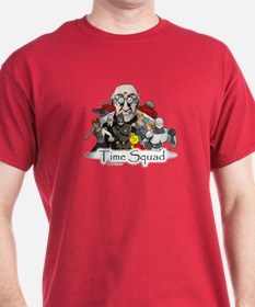 Time Squad Colored T-Shirt
