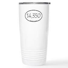 Blanca Peak Travel Mug