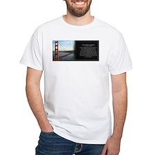The Golden Gate Bridge Historical Mug T-Shirt