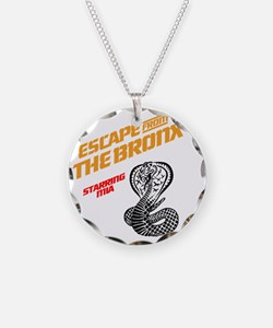 escape from the bronx Necklace