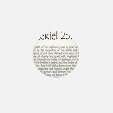 ezekiel2517 quote Mini Button